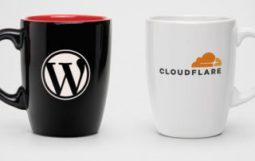 wordpress cloudflare cups